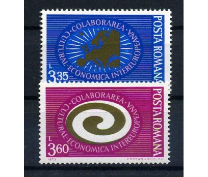 ROMANYA ** 1973  İNTEREUROPA TAM SERİ (061015)