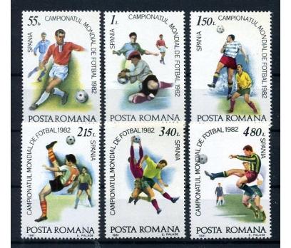 ROMANYA  ** 1981 FUTBOL TAM SERİ SÜPER (061015)