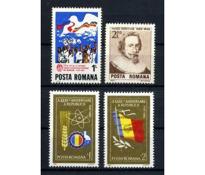 ROMANYA  ** 1982-83  3 TAM SERİ SÜPER (061015)
