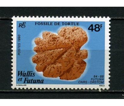 WALLIS FUTUNA ** 1990 ARKEOLOJİ TAM SERİ (041015)