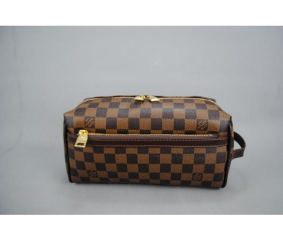 LOUIS VUITTON TOILETRY KIT DAMİER CANVAS 3 2x