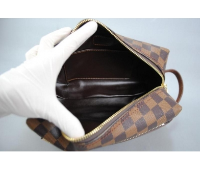 LOUIS VUITTON TOILETRY KIT DAMİER CANVAS 5 2x