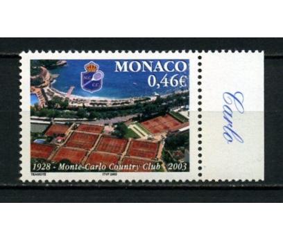 MONAKO ** 2003 COUNTRY CLUB 75.YIL TAM S.(121015)