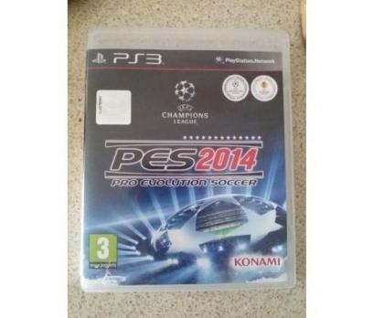 Pes 2014 Pro Evolutıon Soccer 2014 Ps3 Oyun