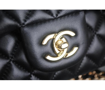 CHANEL JUMBO FLAP BAG 2,55 ORTA BOY %100 DERİ 2