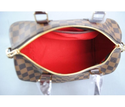 LOUIS VUITTON BANDOULİERE SPEEDY DAMİER CANVAS 30 3