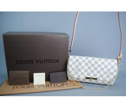 LOUIS VUITTON DAMİER AZUR FAVORİTE MM