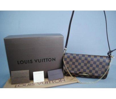 LOUIS VUITTON DAMİER CANVAS FAVORİTE MM