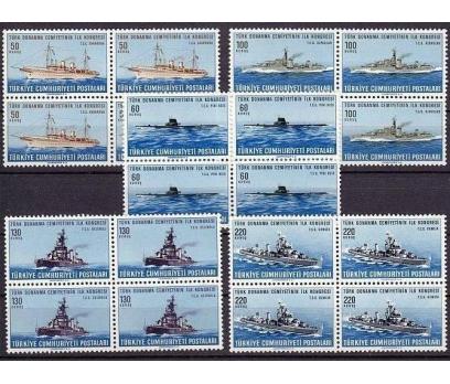 1965 Donanma Cemiyeti Kongresi DBL Damgasız**