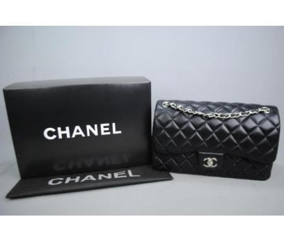 CHANEL JUMBO FLAP BAG 3,55 BÜYÜK BOY %100 hakiki 1