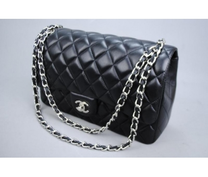 CHANEL JUMBO FLAP BAG 3,55 BÜYÜK BOY %100 hakiki 2