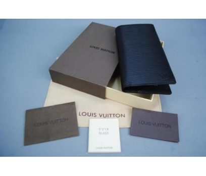 LOUIS VUITTON BRAZZA WALLET HAKİKİ DERİ