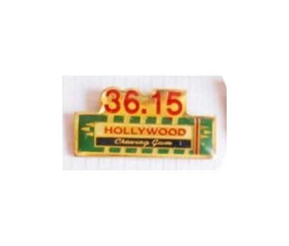 36.15 HOLLYWOOD RADYO KANALI ROZETİ