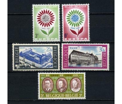 BELÇİKA ** 1964  3 TAM SERİ SÜPER (001)