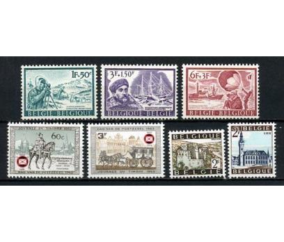 BELÇİKA ** 1966  3 TAM SERİ SÜPER (001)