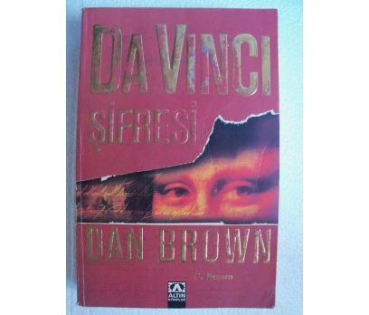 DA VINCI ŞİFRESİ Dan Brown
