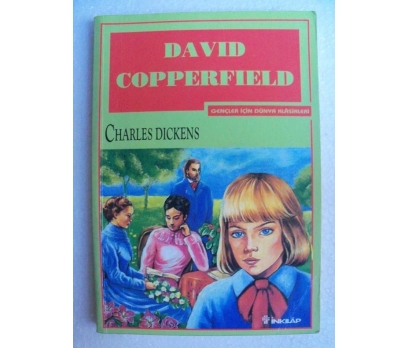 DAVID COPPERFIELD - CHARLES DICKENS - İNKILAP YAY.