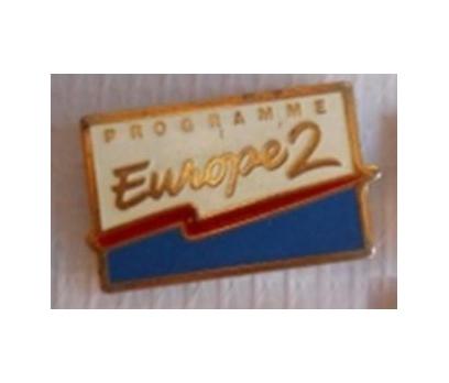 FRANSIZ EUROPPE 2  TV KANALI ROZETİ