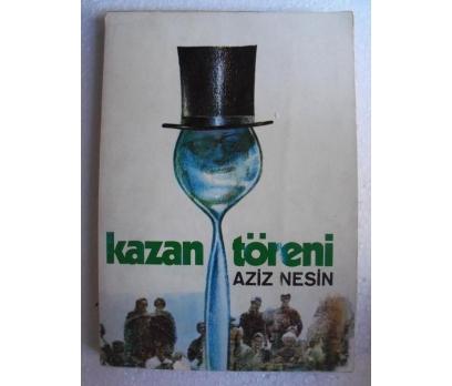 KAZAN TÖRENİ - AZİZ NESİN - ADAM YAY.