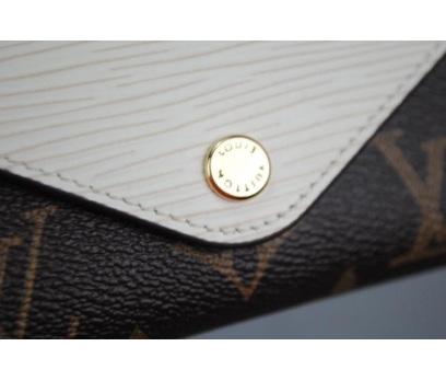LOUİS VUİTTON  Marie-Lou Compact Wallet 5 2x