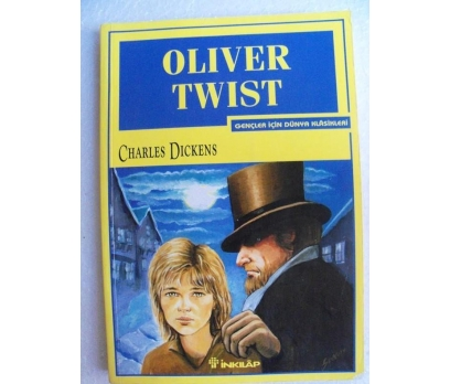 OLIVER TWIST - CHARLES DICKENS - İNKILAP YAY.