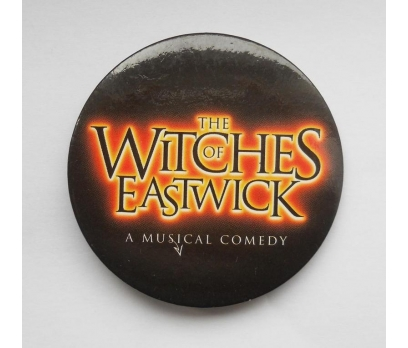 THE WITCHES OF EASTWICK (MUSICAL COMEDY. POP ROZET