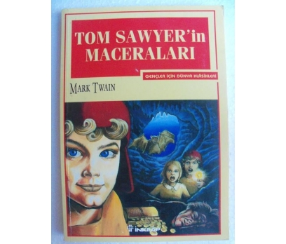 TOM SAWYER'İN MACERALARI Mark Twain İNKILAP YAY.
