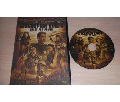 Akrep Kral Güç Peşinde - (DVD)