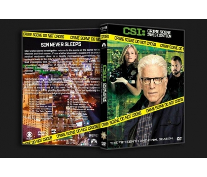 CSI: Crime Scene Investigation | Season 15