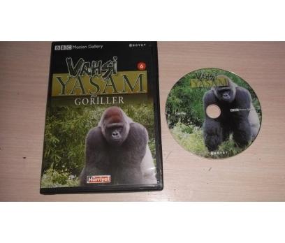 GORİLLER (DVD)