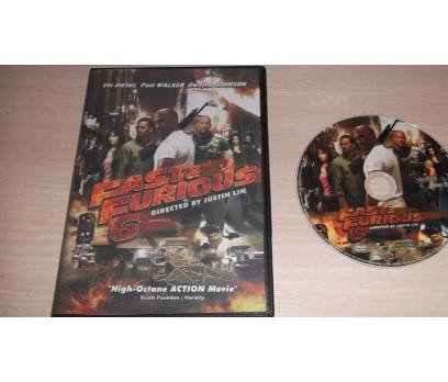 Hızlı Ve Öfkeli 6 (DVD)