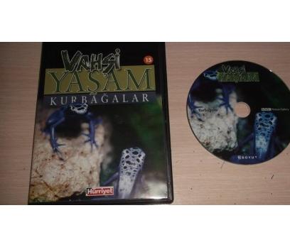 KURBAĞALAR (DVD)