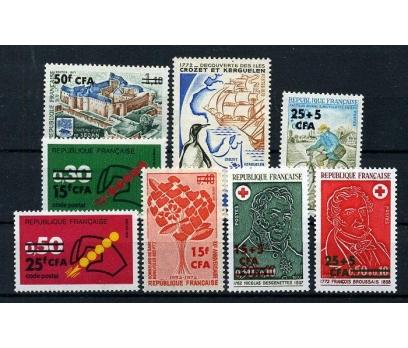 REUNİON ** 1971-72 KUSURSUZ 6 TAM SERİ (005)