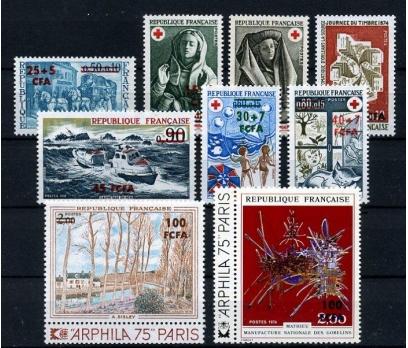 REUNİON ** 1973-74 KUSURSUZ 6 TAM SERİ (005) 1