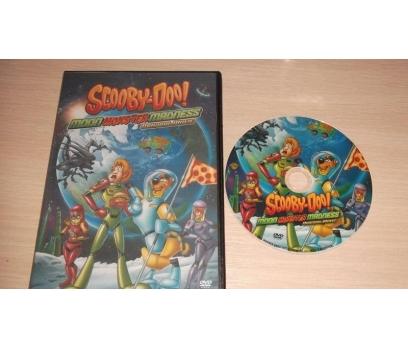 Scooby Doo!: Çılgın Ay Canavarı (DVD)