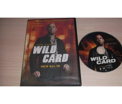 Son Oyun - Wild Card (DVD)