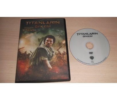 Titanların Öfkesi - Wrath Of The Titans (DVD)