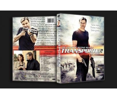 Transporter: The Series | Season 2 | 2014