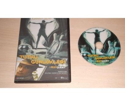 Tutku Günlükleri - The Rum Diary (DVD)