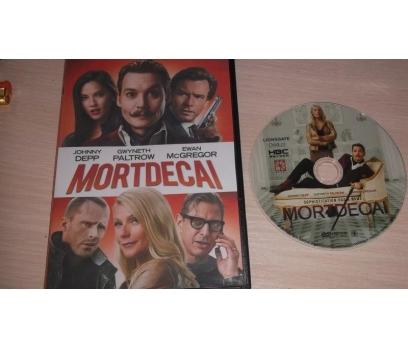 Üçkağıtçı Mortdecai - Mortdecai (DVD)