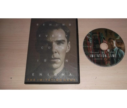 Yapay Oyun - The Imitation Game(DVD)