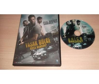 YASAK BÖLGE (DVD)