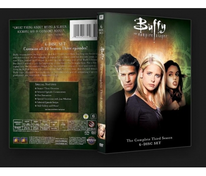 Buffy the Vampire Slayer  Season 3