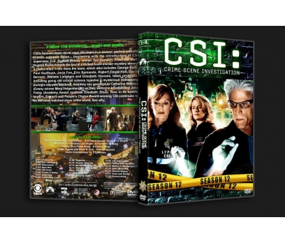 CSI: Crime Scene Investigation Season 12