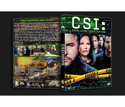 CSI: Crime Scene Investigation Season 4 1