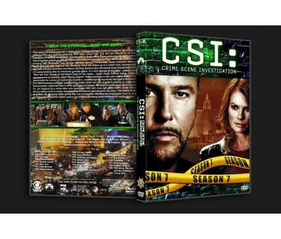 CSI: Crime Scene Investigation Season 7