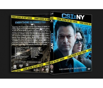CSI: New York Season 4