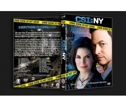 CSI: New York Season 7
