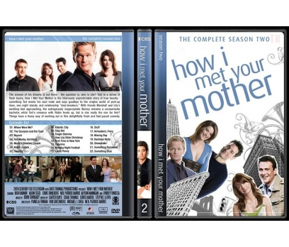 How I Met Your Mother Seasons 2