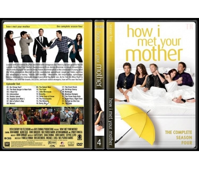 How I Met Your Mother Seasons 4